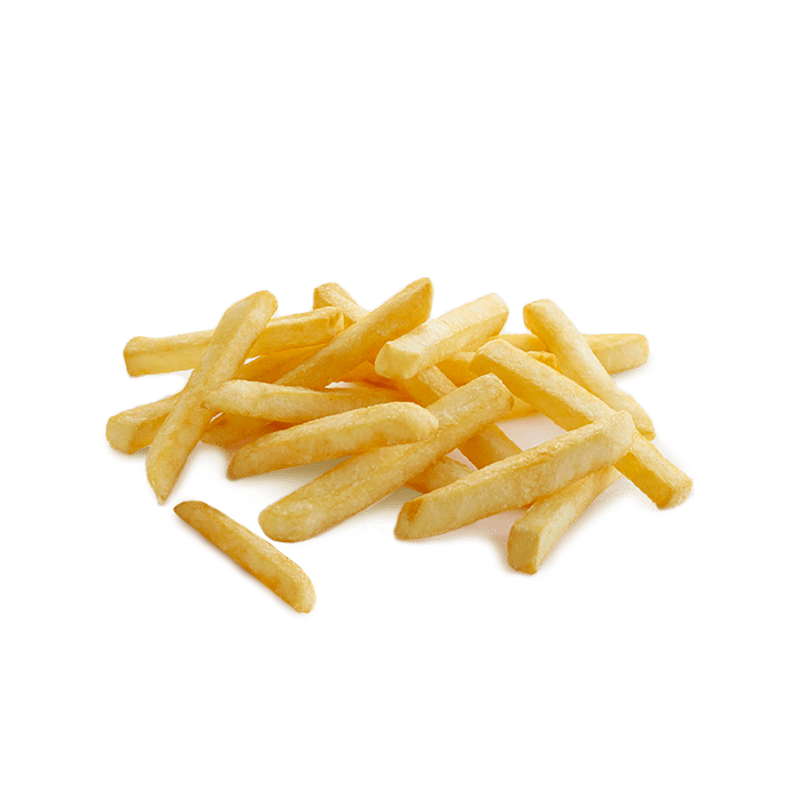 Stright cut french fries