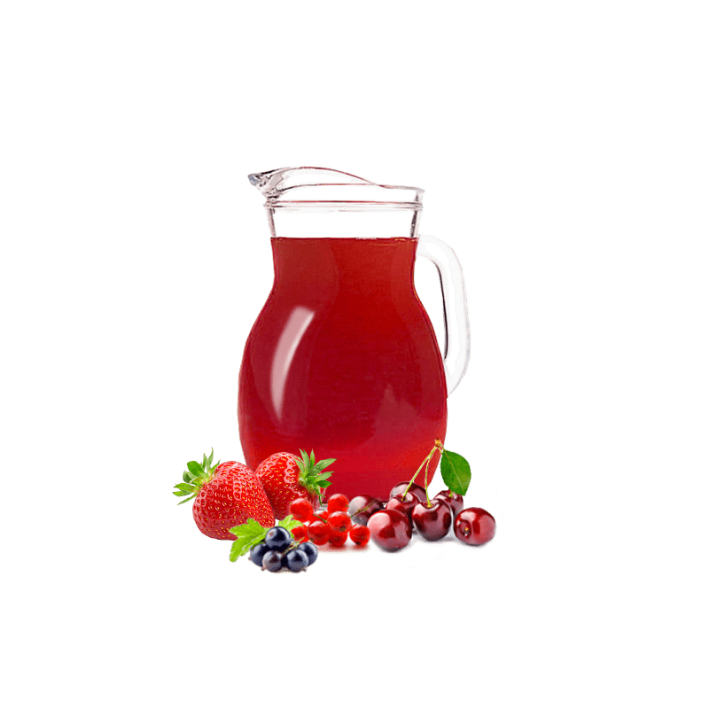 Mixed berry compote