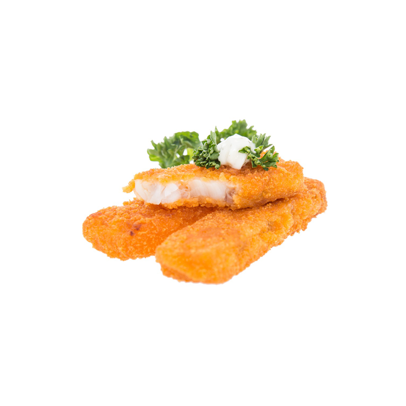 Fish fingers with cheese, 5 kg