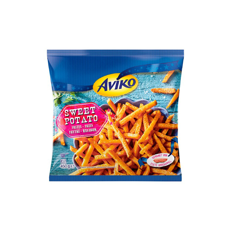 Aviko sweet potato fries