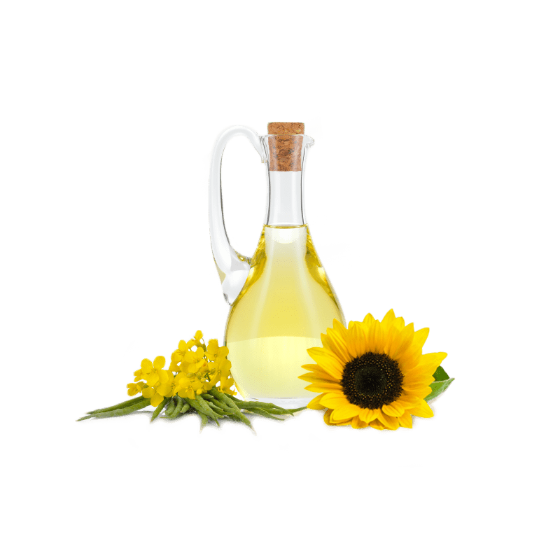 Cooking oil (rapeseed, sunflower oil)